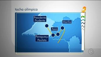 Conheça os condutores da tocha Olímpica em Marírila