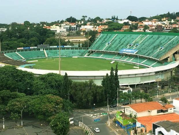 Estádio Brinco de Ouro, em Campinas