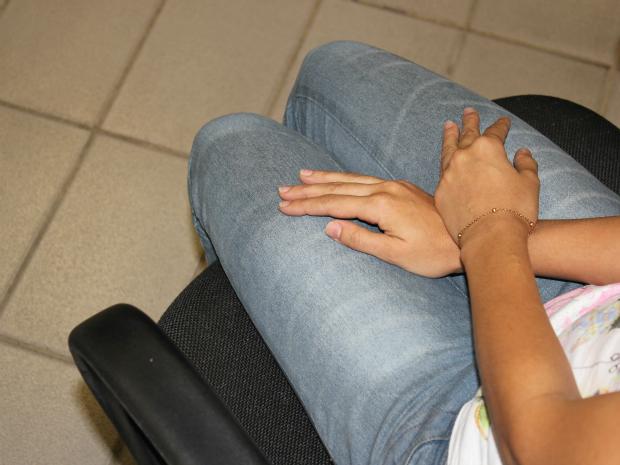 Lei de combate à violência contra a mulher completa seis anos (Foto: Andrezza Lifsitch/G1)