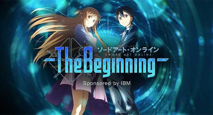 Sword Art Online The Beginning vai trazer o anime para o mundo real (Foto: Divulgação/IBM)