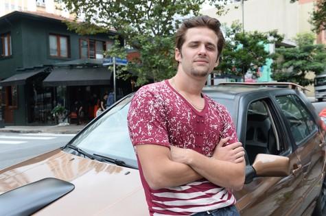 Gil Coelho, o Lindomar de 'I love Paraisópolis' (Foto: Ze Paulo Cardeal/ TV Globo)