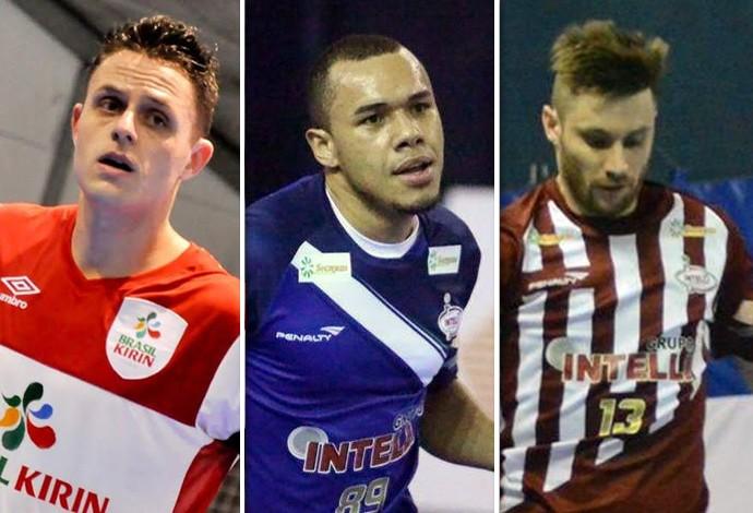 Materia Futsal Votação 280 (Foto: GloboEsporte.com)