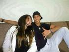 Morena de fotos com Neymar na Espanha afirma: 'Ele não traiu a Bruna'