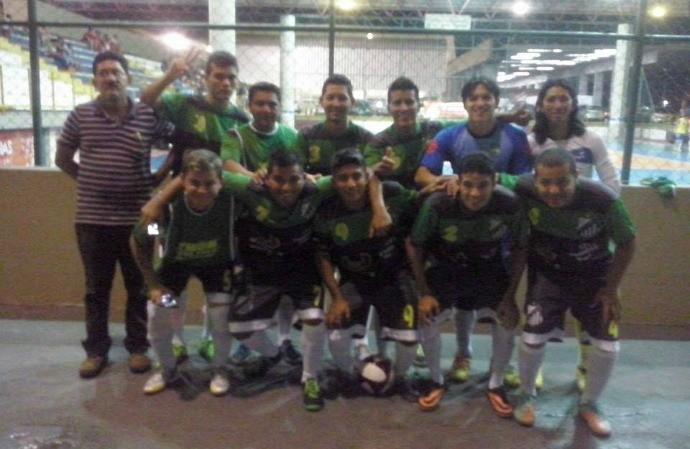 Copa TV Amazonas de Futsal 2014  Del ponte citra Vc no esporte (Foto: Jonh Elvis/Vc no esporte)