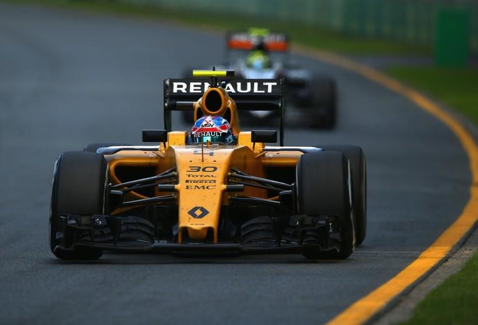 Jolyon Palmer, GP da Austrália 2016 Renault (Foto: Getty Images)