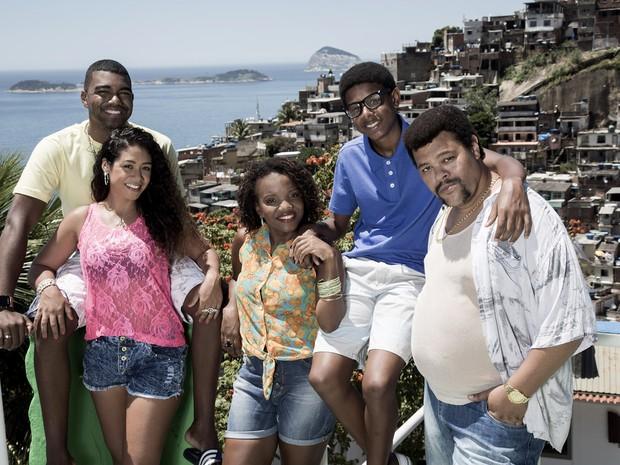Mais X Favela (Foto: Juliana Coutinho)