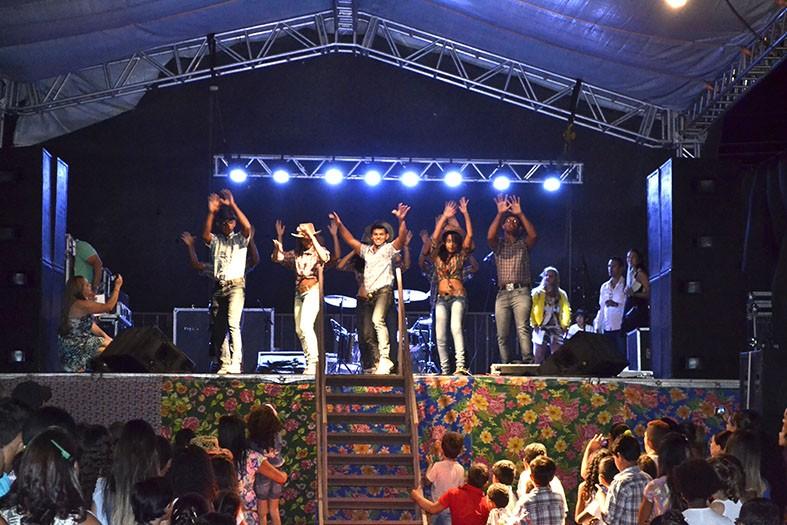Expo Samavi em Santa Maria da Vitória (Foto: Divulgação)