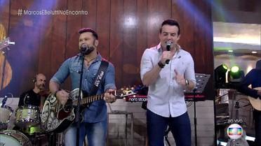 Marcos e Belutti cantam 'Aquele 1%'