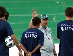 Vadão, técnico do Guarani (Foto: Reprodução / EPTV)