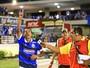 Em boa fase no CSA, Didira fala sobre gol decisivo e confronto com o Ituano