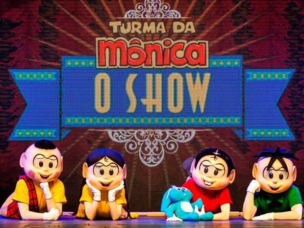 Show da Mônica será realizado nos dias 22 e 23 (Foto: Divulgação)