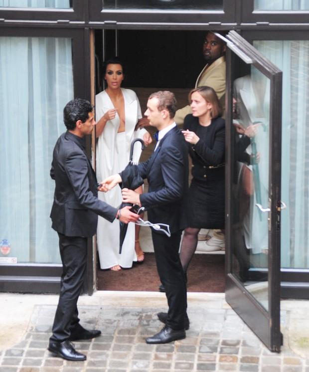 Kim Kardashian (Foto: X17 / Agência)