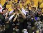 Kevin Durant volta a brilhar, Warriors fazem história e levam o título da NBA
