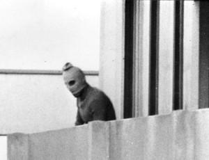 Terrorista, Setembro Negro, Olipíadas Munique 1972 (Foto: Getty Images)