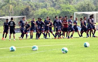 Por opção, Ramon Menezes faz trocas e relaciona 18 jogadores no Joinville