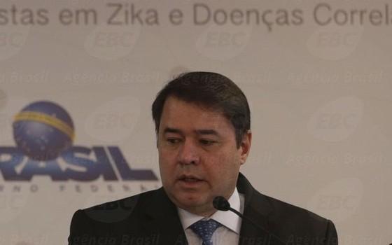 Marco Fireman, secretário da Ciência, Tecnologia e Insumos Estratégicos (SCTIE) do Ministério da Saúde (Foto: José Cruz/Agência Brasi)