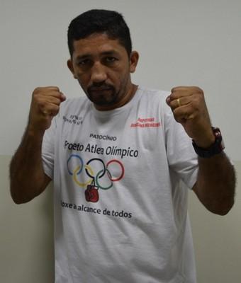 Ronaldo Silva espera ansioso por homenagem ao trabalho social e esportivo (Foto: Herianne Cantanhede/GloboEsporte.com/RR)