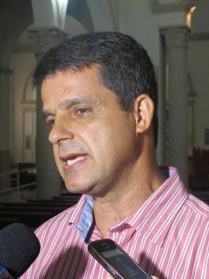 Secretário Geral da Renovação Carismática, José Adelson Araújo. 2 (Foto: Caio Fulgêcio/G1)
