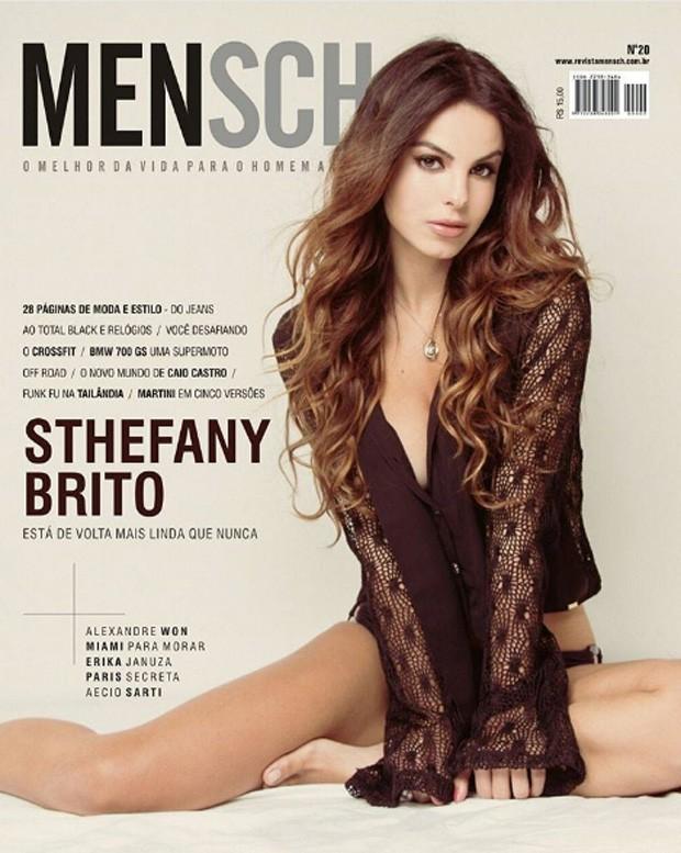 Sthefany Brito (Foto: Sérgio Baia)