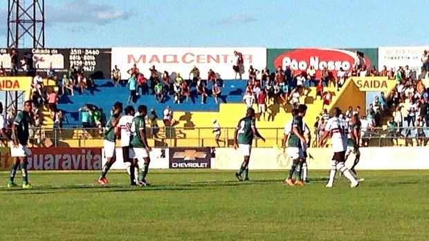 Icasa x Santa Cruz Romeirão (Foto: Victor Bastos)