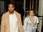 Lanchonete se oferece para servir o bufê no casamento de Kim e Kanye