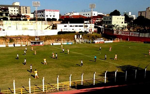 Aracruz x Nova Iguaçu (Foto: Divulgação/Nova Iguaçu FC)