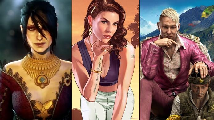 Dragon Age, GTA e Far Cry nos lançamentos da semana (Foto: Divulgação)