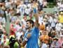 Djokovic bate Nishikori, se torna hexa em Miami e supera Federer e Becker