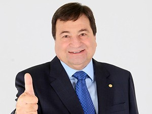 Deputado federal César Halum (PRB) (Foto: Divulgação)