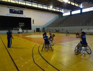 Seleção feminina brasileira de basquete (Foto: GLOBOESPORTE.COM)