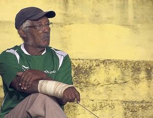 Torcedor do América-PE (Foto: Reprodução / TV Globo)
