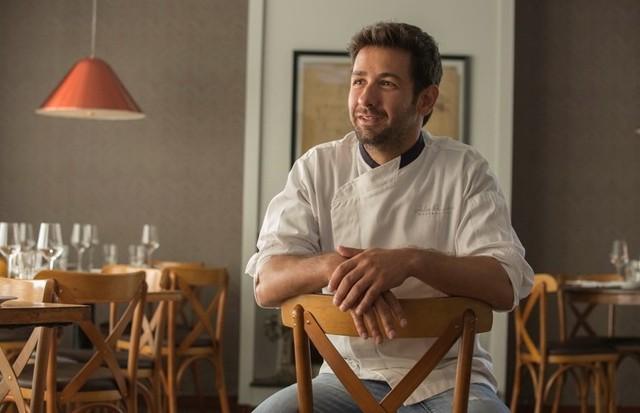 O chef Julio Perinetto (Foto: Divulgação )