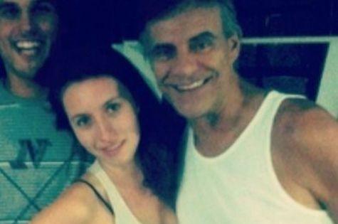 Linda Gomes, filha de Mario Gomes (Foto: Arquivo pessoal)