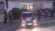 Bandidos atacam agências bancárias e trocam tiros com a polícia em Santos