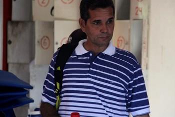 Álvaro Miguéis técnico do Rio Branco (Foto: João Paulo Maia)