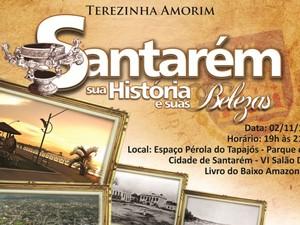 Lançamento do livro será neste sábado (2) (Foto: Divulgação/BMT)