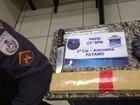 Jovem é detido com maconha e rádio transmissor em Araruama, no RJ