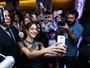 Fãs se emocionam durante encontro com Martina Stoessel em São Paulo