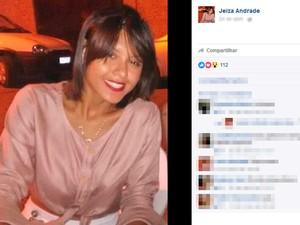 Técnica de enfermagem encontrada morta dentro de casa em bairro de Salvador (Foto: Reprodução/Facebook)