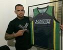 Depois do TUF: Luiz Besouro se vira entre família, treinos e ponto de moto