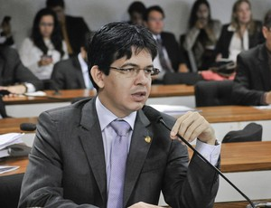 Randolfe Rodrigues, senador (PSOL-AP) (Foto: Geraldo Magela/Agência )
