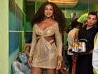 Cris Vianna fala sobre Luiza Brunet: 'Ela é insubstituível'