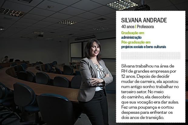 Silvana Andrade (Foto: Stefano Martini/ÉPOCA)