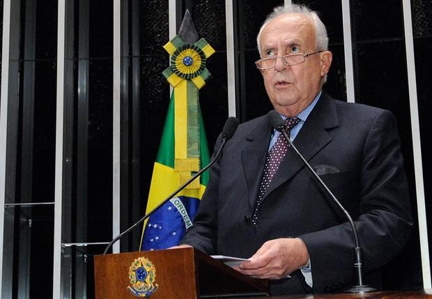 Jarbas Vasconcelos (Foto: Senado Federal)
