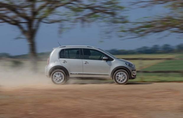 Volkswagen Cross up! (Foto: Divulgação)
