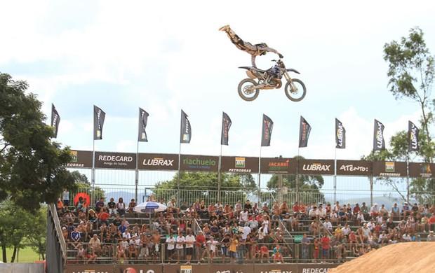 Session de Freestyle Motocross (Foto: Divulgação)