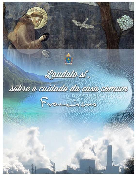 Leia a íntegra da encíclica Laudato Si  c4e8b5ccf6c4f