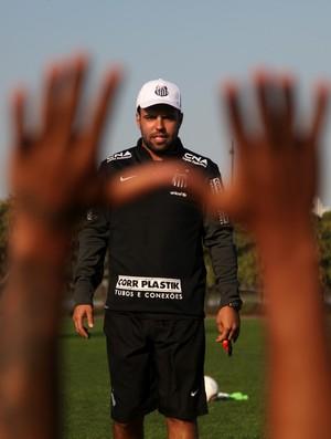 Sergio Peres Santos (Foto: Clayton Galvão / Santos FC)