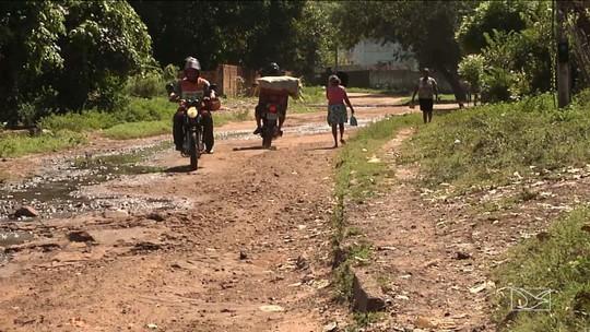 Falta de infraestrutura de rua incomoda moradores em Caxias