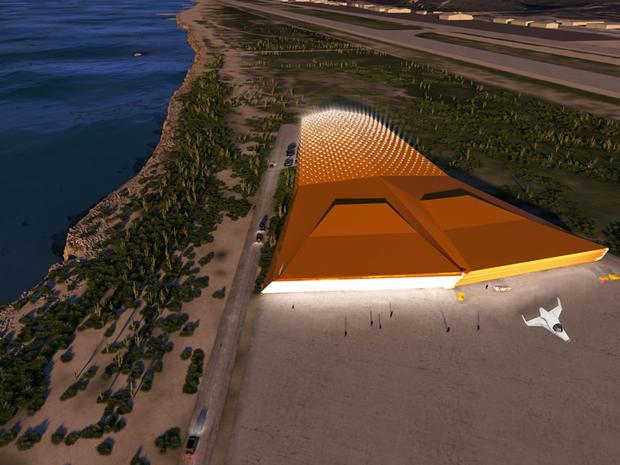 Aeronaves sairão de base em Curaçao, nas Antilhas Holandesas (Foto: Felipe Truda/G1)
